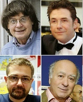 Cartoonists Killed In Attack