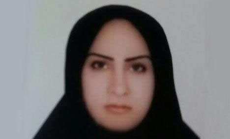 Zeinab Sekaanvand Lokran comes from a poor, conservative Iranian-Kurdish family,