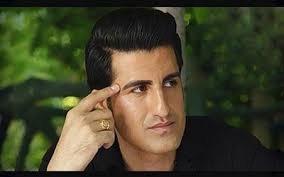 محسن لرستانی خواننده ایرانی